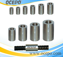 32mm Reinforcing Steel Rod Mechanical Splicing Threaded Couplers