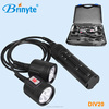 Long runtime 8*18650 lithium battery 200m underwater 4000 lumen led scuba XM-L2 canister diving light