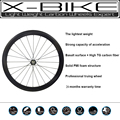 Bicycle wheel weight