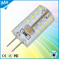 G4 LED Light Bulbs 32 SMD 3014 3W LED G4 Lamp 120V 110V 230V 220V 12V G4 LED