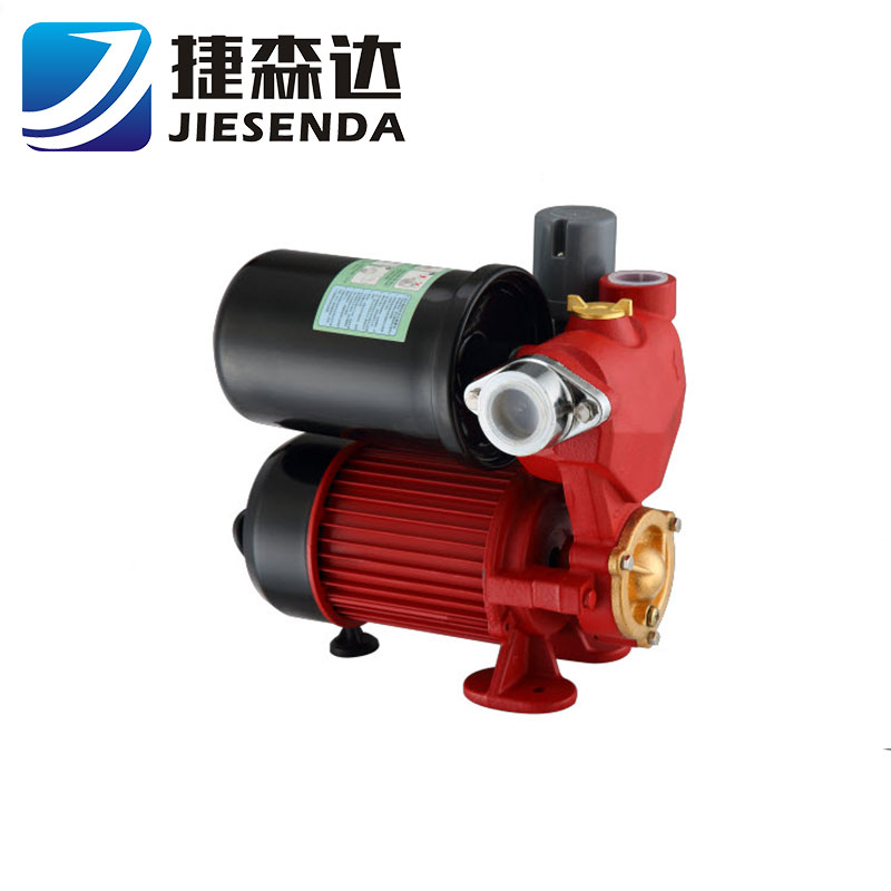Low Noise Silent Booster Water Self-priming Vortex pump home use
