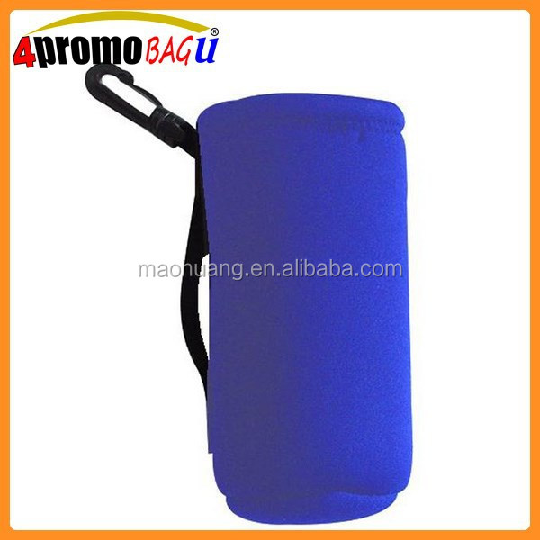 Sport neoprene bottle cooler bag