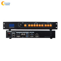 full color hd led video processor display controller outdoor led sign 10mm pixel pitch displays rgb video controller