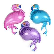 Flamingo Foil Balloons Children Classic Toys Inflatable Helium Balloon Birthday Wedding Party Supplies