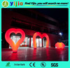 Hot romantic inflatable valentines outdoor decorations