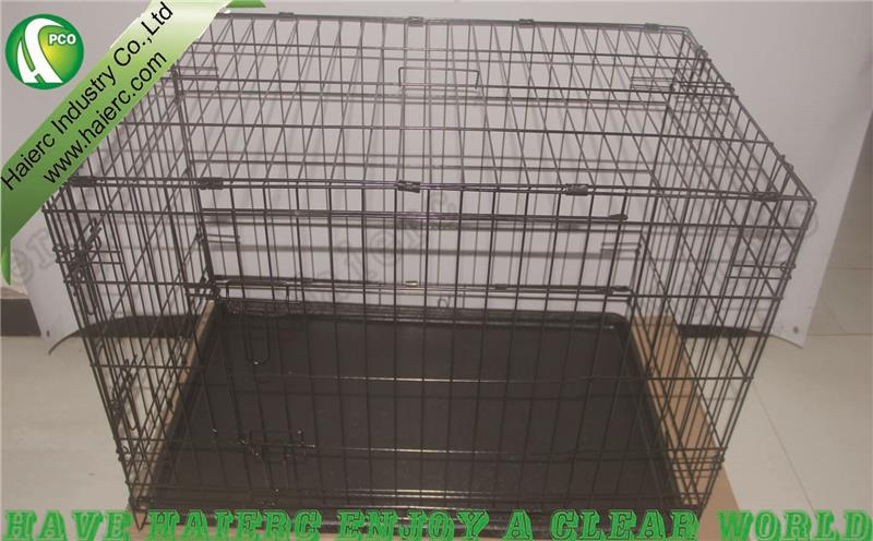 dog chewing cage metal dog cage playpen SA24