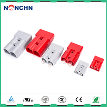 NANFENG 50A/175A/350A Male Female Electrical Power Plug 2 Pin Low Voltage Connector