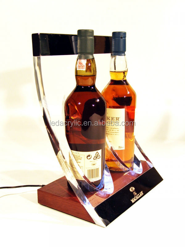 MACALLAN WHISKY BOTTLE GLORIFIER DISPLAY