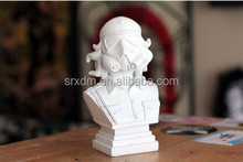 customized star soldiers plaster figure vinyl toys/make own design movie decor vinyl toys/oem plastic vinyl toys China factory