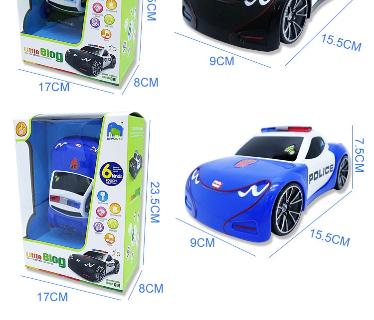 Kids Funny Touchable Electric Car