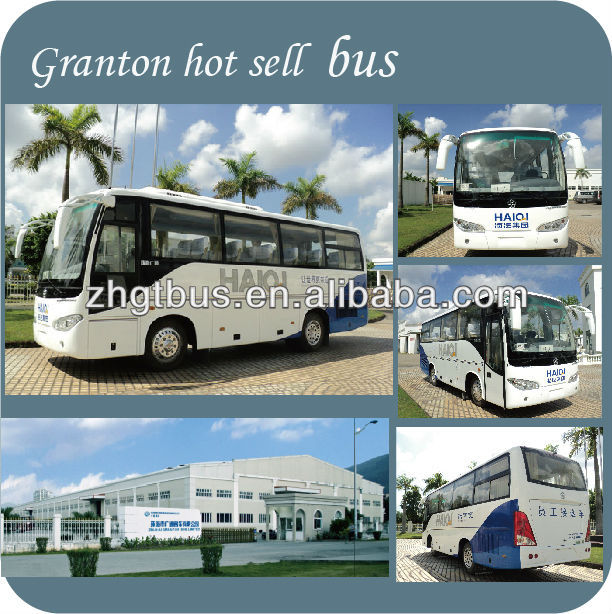 new bus model famous travel bus made in china GTZ6805