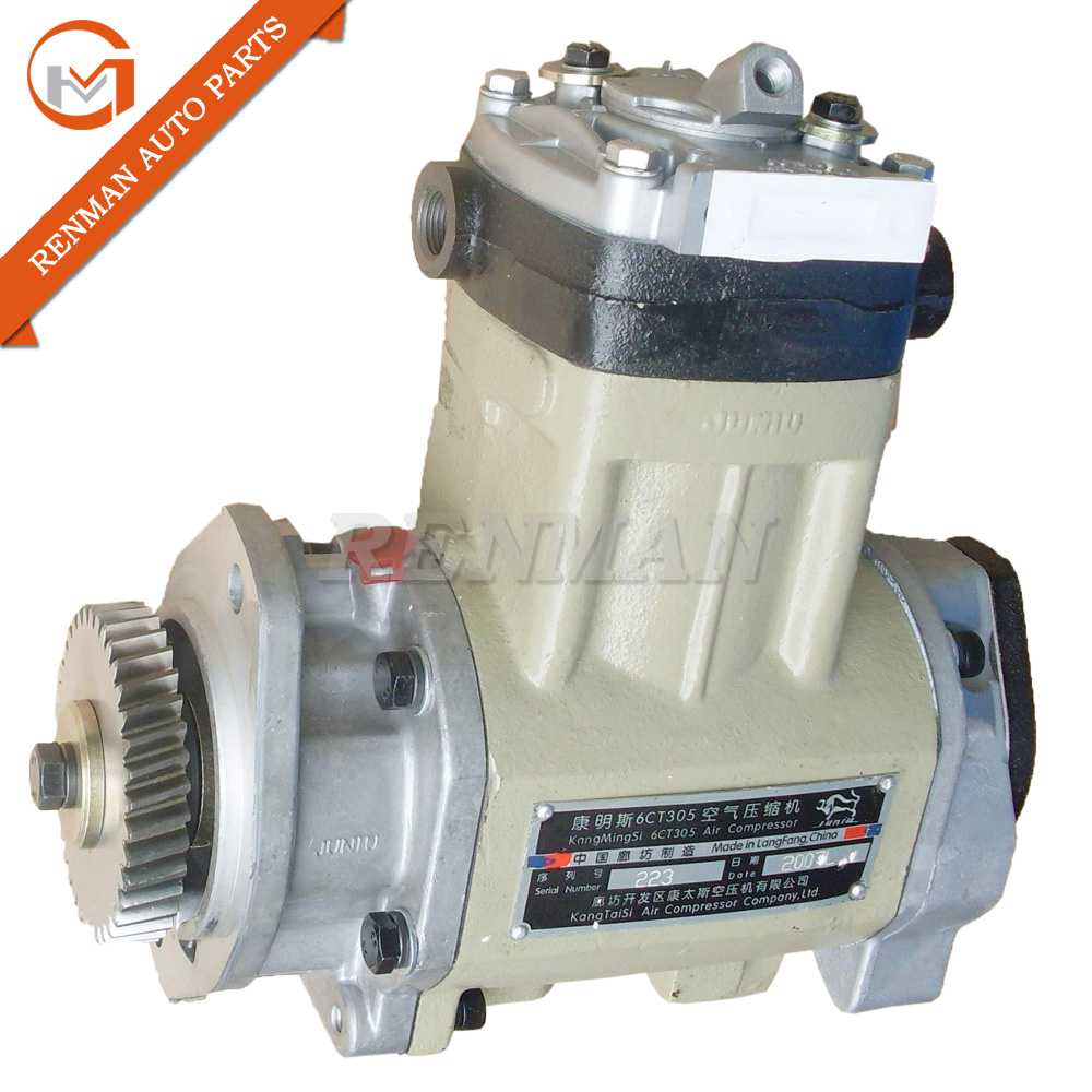 6CT 8.3 3558006 3558018 truck air brake compressor low price