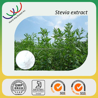 High Quality 90%/95% iso stevia powder , Stevia steviol glycoside extract powder with manufacturer stevia price