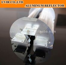 UV lamp aluminium reflector
