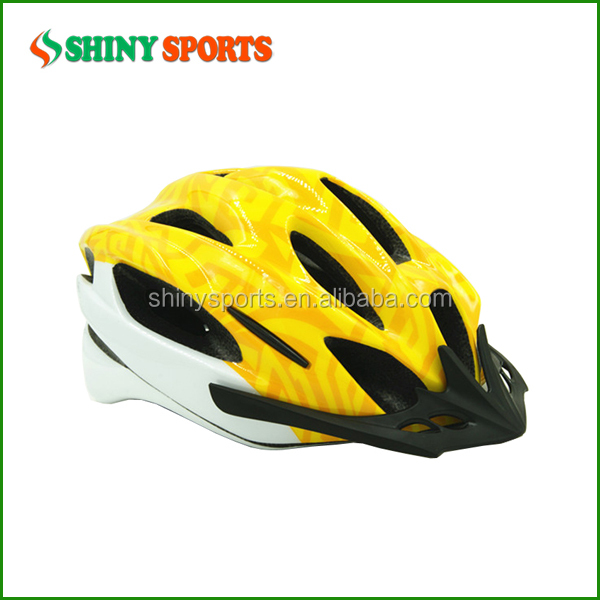 CPSC Hyun Color Breathable Off Road Helmets Adult Top sales sun protection hat with detachable visor S-B015