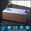 HS-B209 waters freestanding hydromassage small wooden bathtub