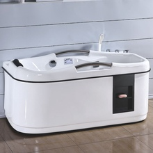 Modern design bathtub with seat factory price