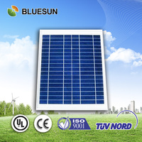 High efficient best quality 10w polycrystalline silicon solar panel
