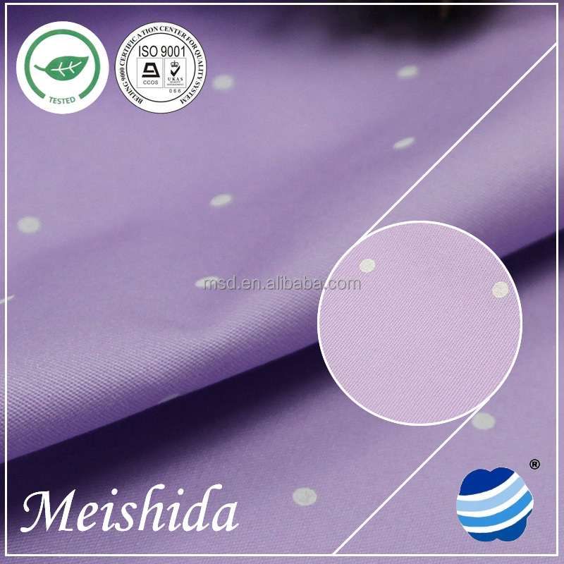 new design wholesale laminated cotton fabric for sale