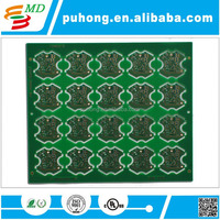 tablet component free pcb sample