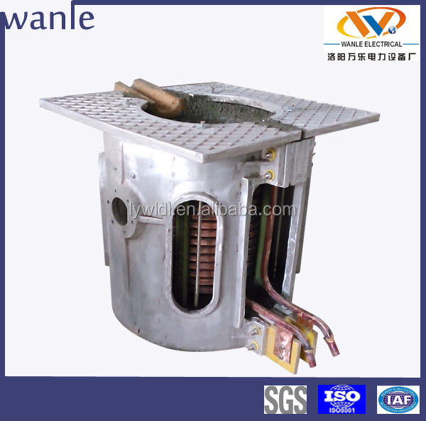 titanium induction melting crucible electric machine for sale