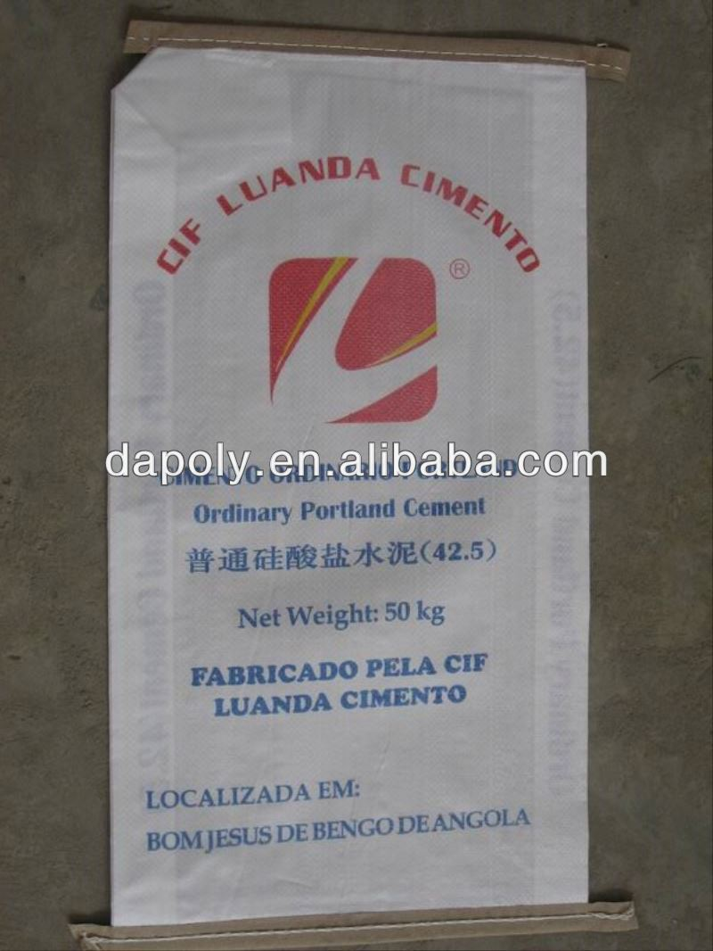 best package Shandong Qingdao plastic packing manufacturer full color printed woven polypropylene bags