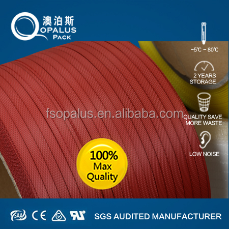 Eco-Friendly Machine Use Print PP Plastic Packing Belt