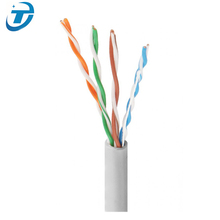 passed 305m Lan Cable PVC insulation cable CAT5e UTP Network Cable