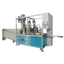automatic cartridge filler ZDG-300 SILICONE RUBBER tube filling machine