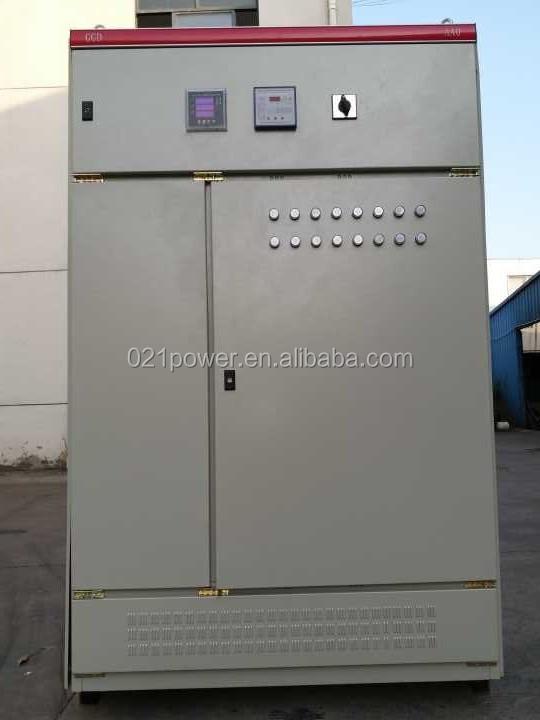 electric power saving 300kvar power factor correction equipment