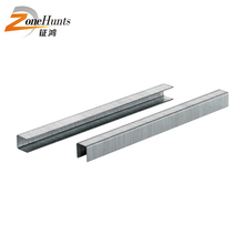 High quality new cheap different length furniture fixing sofa u tiger zinc nails