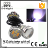 New product 12V 5730 4smd 5 9W Eagle Eye Lamp For Car Tail Car Motor Backup Light Fog daytime running light,drl led
