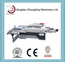 MJ6132 gypsum wallboard machine MDF woodworking tree logs cutting machine Panel Saw For Sell