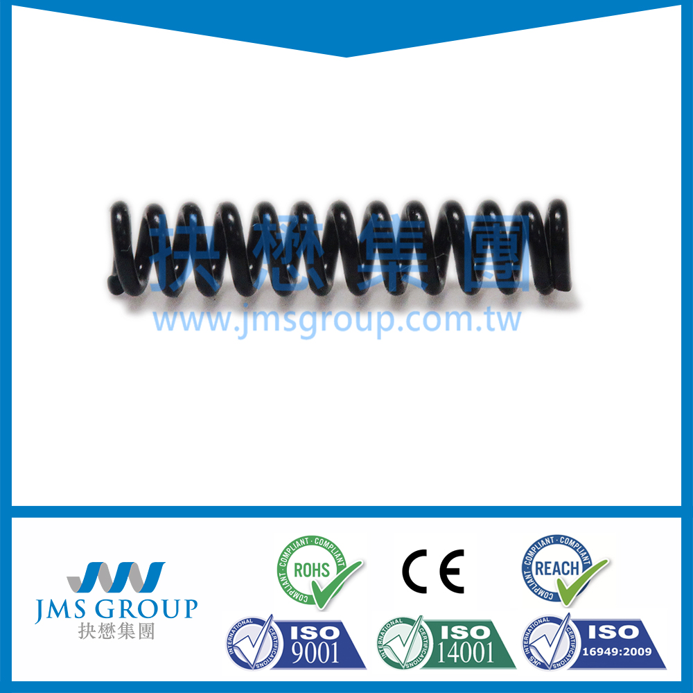 China ROHS custom for horticultural tools spring wire plain Hard drawn steel wires compression coil spring