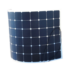 100W to 300W flexible solar panel with ISO,TUV,UL,CE&CSA