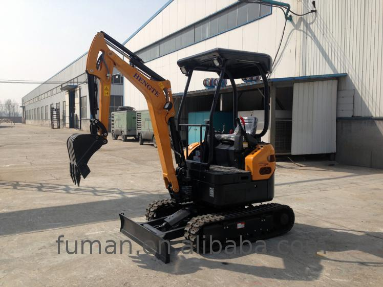 cheap mini 2 ton excavator for sale