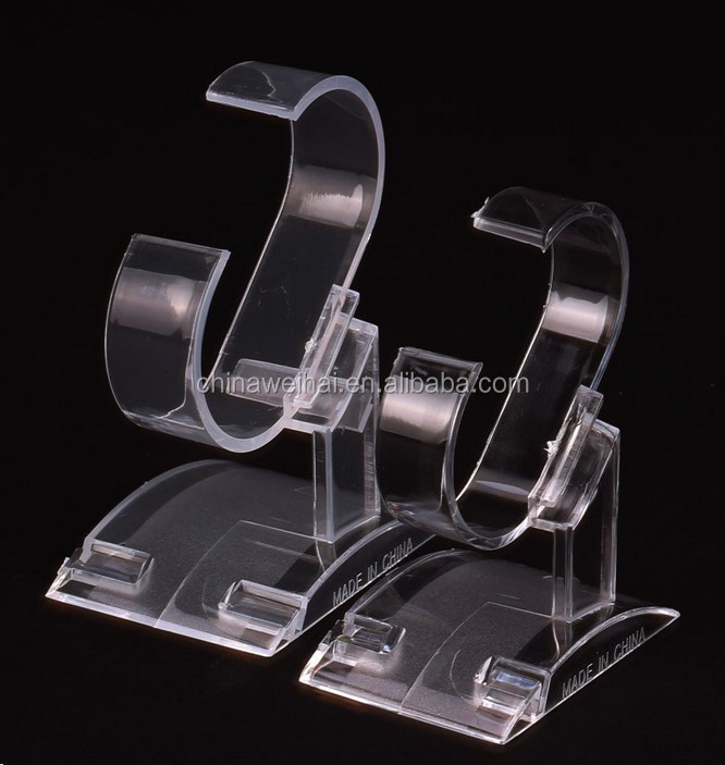 New Style Acrylic Display Rack Holder Watch Stand