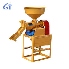 220V small single rice mill machine price of mini rice huller mill machine in philippines