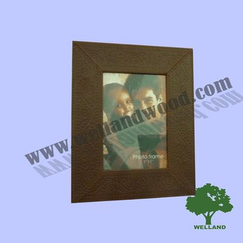 Faux Leather Photo Album