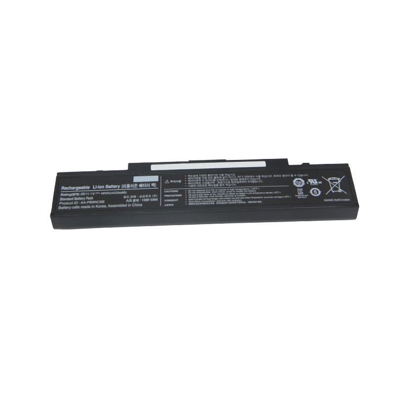 Laptop Battery Manufacturer for Samsung AA-PB9NC6B AA-PB9NS6B R428 R425 R530 R430
