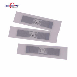 Alien H3 Washable Reusable Uhf Rfid Barcode Laundry Tag for Access Control Systems