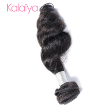 High Quality 8a guangzhou loose curly hair extensions