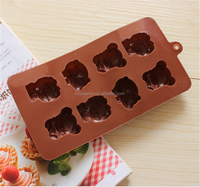 Custom silicone baking molds small animal shape silicone bakeware mould