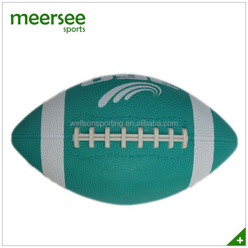 Size 9 rubber American <strong>football</strong>