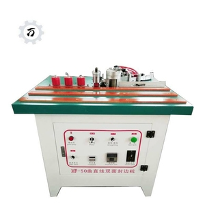 China Best-sell Curve Straight Edge Banding Machine for sale