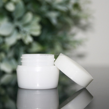 5g eco friendly luxury plastic cosmetics cream empty jar/containers