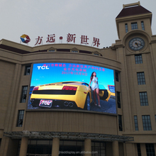 High brightness SMD p8 led screen p8 p6 p10 big outdoor advertising led display screen