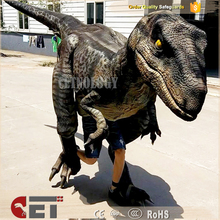 CET-H216 hot-selling realistic inflatable dinosaur cosplay costume