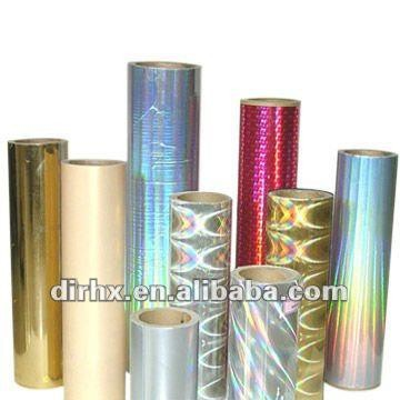 Thermal transfer film for cosmetics tube