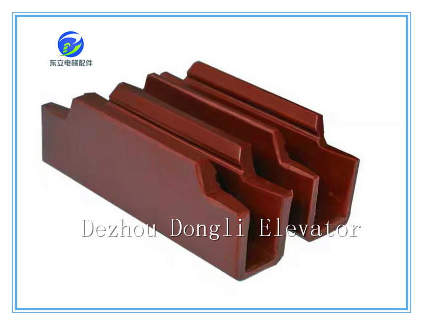 Wholesale Mitsubishi elevator Guide Shoe Insert,guide shoe
